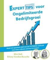 Experttips boekenserie - Experttips voor Ongelimiteerde Bedrijfsgroei