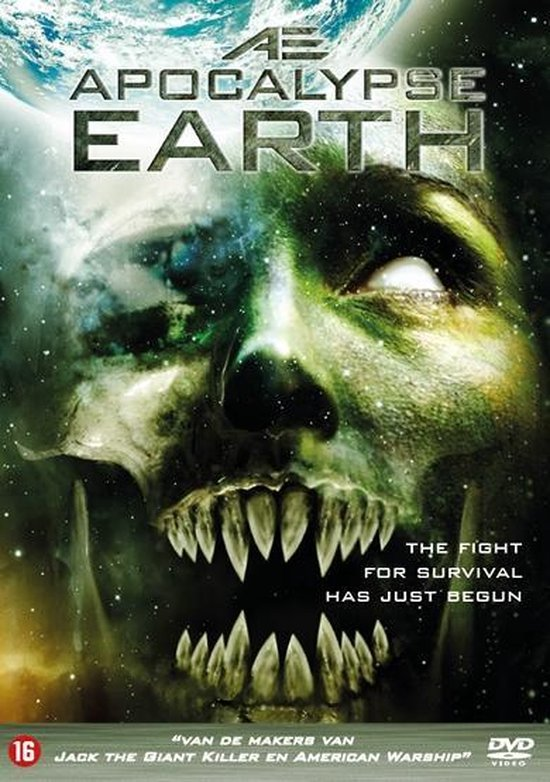 Cover van de film 'A.E. Apocalypse Earth'