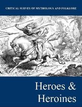 Boek cover Heroes and Heroines van Salem Press