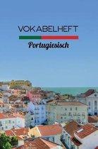 Vokabelheft Portugiesisch
