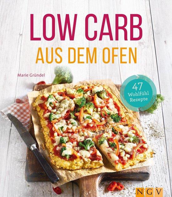 Boek cover Low Carb aus dem Ofen van Marie Gründel (Onbekend)