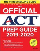 Boek cover The Official ACT Prep Guide 2019-2020, (Book + 5 Practice Tests + Bonus Online Content) van ACT
