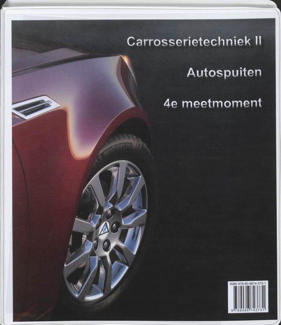 Autospuiten/ deel 4e meetmoment - H. Vriens |