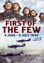 Boek cover First of the Few van Brian Cull