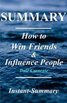 Boek cover How to Win Friends & Influence People van Instant-Summary