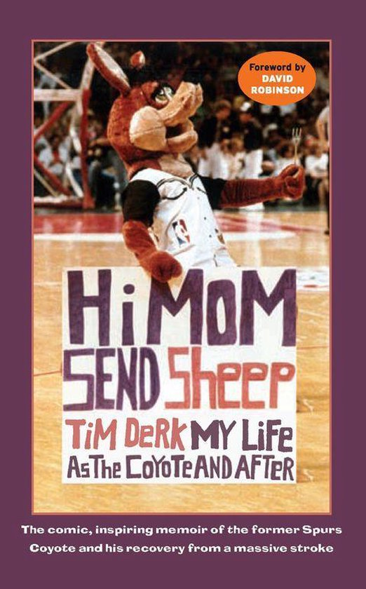 Boek cover Hi Mom, Send Sheep! van Tim Derk (Onbekend)