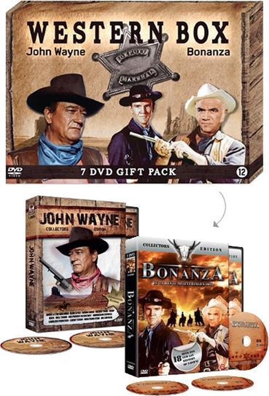 Cover van de film 'Western Box'