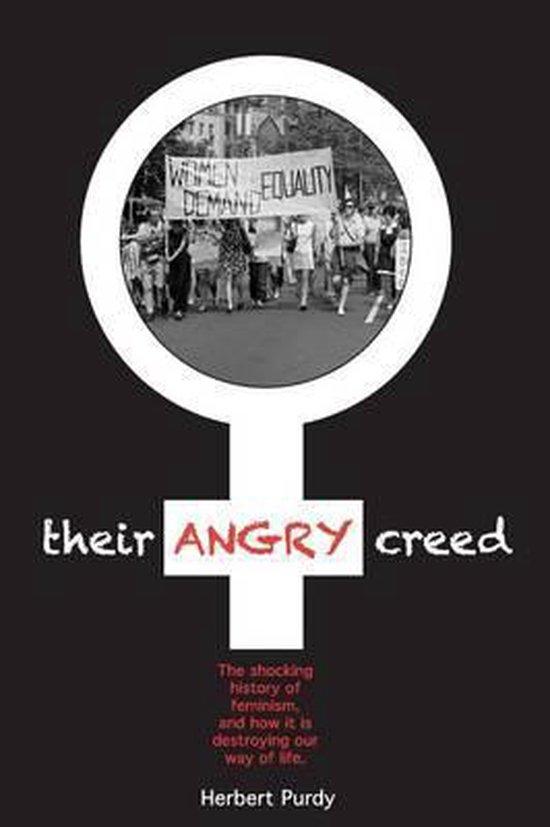 Boek cover Their Angry Creed van Herbert Purdy (Paperback)