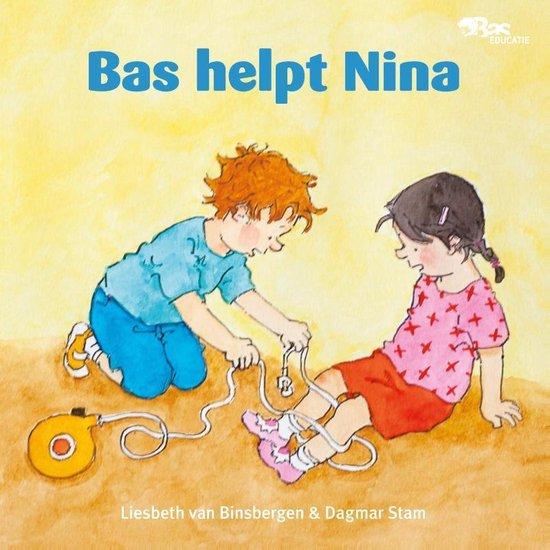 Bas helpt Nina - Liesbeth van Binsbergen | Readingchampions.org.uk