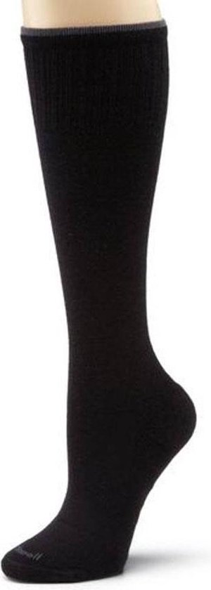 Sockwell Circulator Black Compressiekouse  n Dames en heren  Size : 39-43