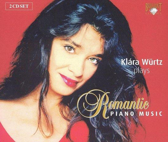 Klára Würtz Plays Romantic Piano Music