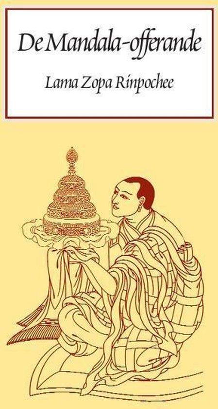 Mandala offerande van het universum - Lama Thubten Zopa Rinpochee  