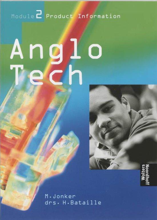 Anglotech / Module 2 product information - Maria Jonker |