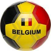 Lg-imports Voetbal België 22 Cm Zwart/geel/rood