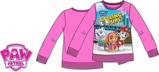 Paw patrol sweater roze | Goedkope sweaters.nl