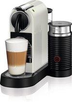 Nespresso Magimix CitiZ & Milk M195 - Koffiecupmachine - Wit
