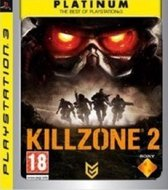 Sony Killzone 2 Platinum Edition, PS3 video-game PlayStation 3
