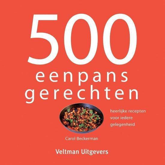500 eenpansgerechten - Carol Beckerman |