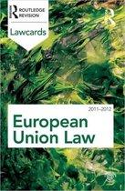 European Union Lawcards 2011-2012