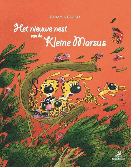 Marsupilami 1 - Het nieuwe nest van de Kleine Marsus - Benjamin Chaud |