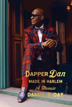 Omslag Dapper Dan: Made in Harlem