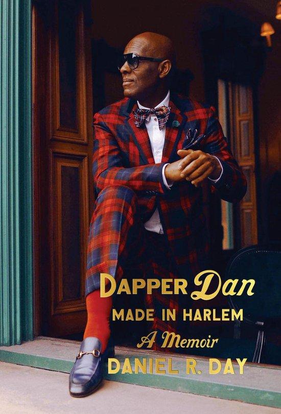 Omslag van Dapper Dan: Made in Harlem