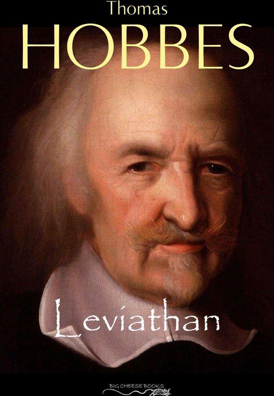 Boek cover Leviathan van Thomas Hobbes (Onbekend)