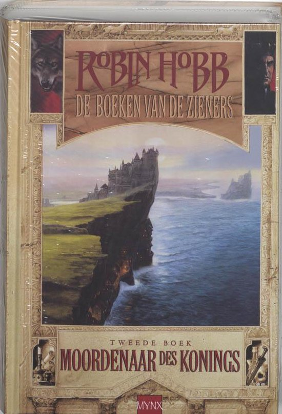 De boeken van de zieners / 2 Moordenaar des konings - R Hobb |