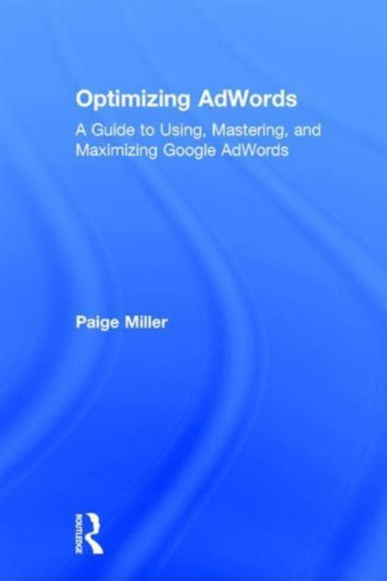 Optimizing AdWords
