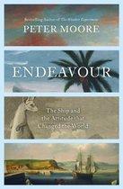 Boek cover Endeavour van Peter Moore