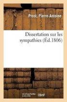 Dissertation Sur Les Sympathies