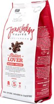Jones Brothers Coffee Koffiebonen Italian Lover – 6 x 500 gram