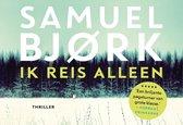 Boek cover Ik reis alleen  - dwarsligger (compact formaat) van Samuel Bjørk (Onbekend)
