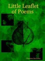 Little Leaflet of Poems