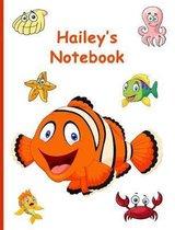 Hailey's Notebook