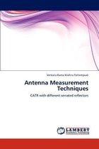 Boek cover Antenna Measurement Techniques van Venkata Rama Krishna Tottempudi
