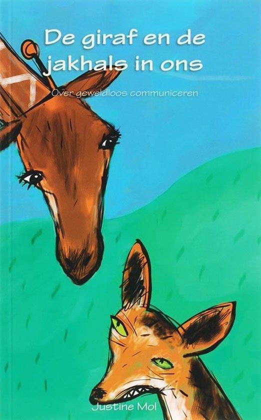 De giraf en de jakhals in ons - Justine Mol | Readingchampions.org.uk