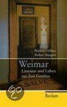 Boek cover Weimar van Nobert Oellers