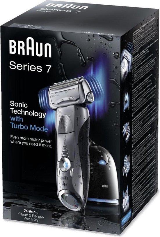 Braun Series 7 799cc-7 Wet&Dry - Scheerapparaat