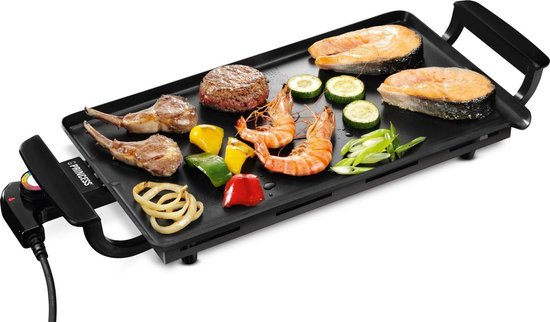 Afbeelding van Princess Economy Table Chef 102209 - Grillplaat