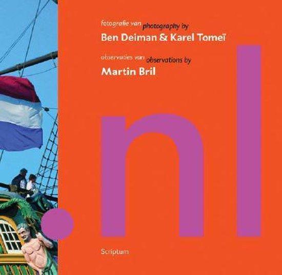 Cover van het boek '.NL' van K. Tomei en Ben Deiman