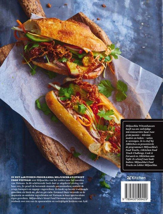 Miljuschka's Street Food Vietnam - Miljuschka Witzenhausen