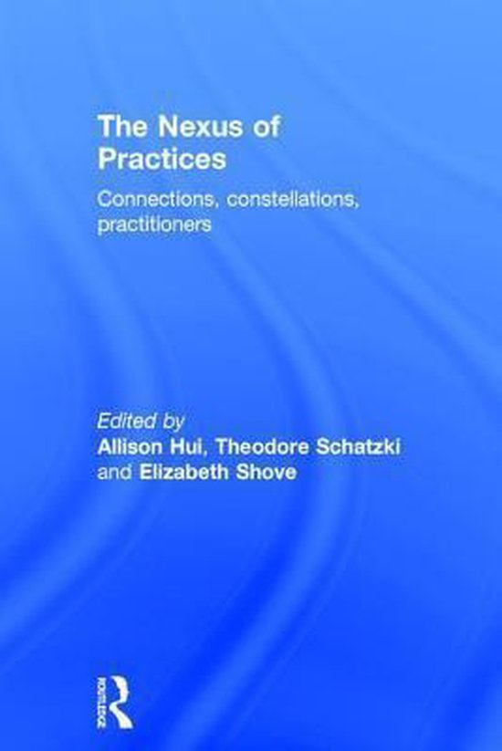Boek cover The Nexus of Practices van  (Hardcover)