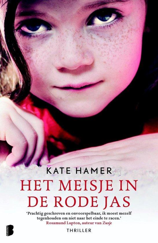 Het meisje in de rode jas - Kate Hamer |