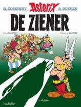Boek cover Asterix 19. de ziener van Albert Uderzo