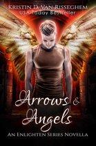 Omslag Arrows & Angels