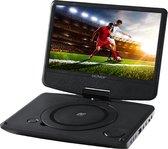 Denver MT-983 NB - Draagbare DVD-speler - 9 inch - Zwart