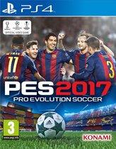 Pro Evolution Soccer 2017 (PES 2017) - PS4