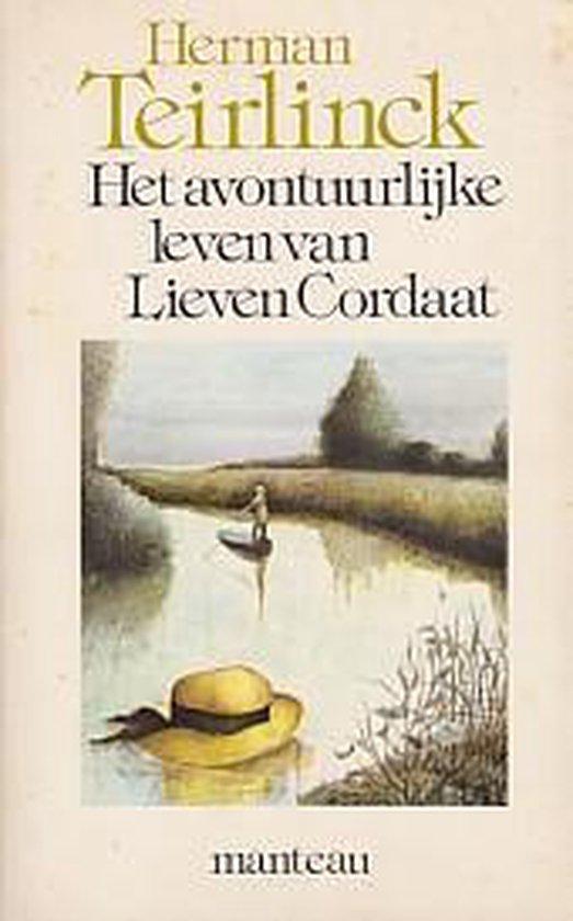 Het avontuurlijke leven van Lieven Cordaat - Teirlinck   Fthsonline.com