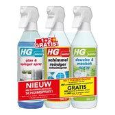 HG badkamerpakket - 3-delig  1+2